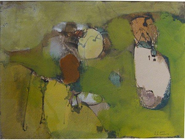 11: John Altoon, Untitled, 1953