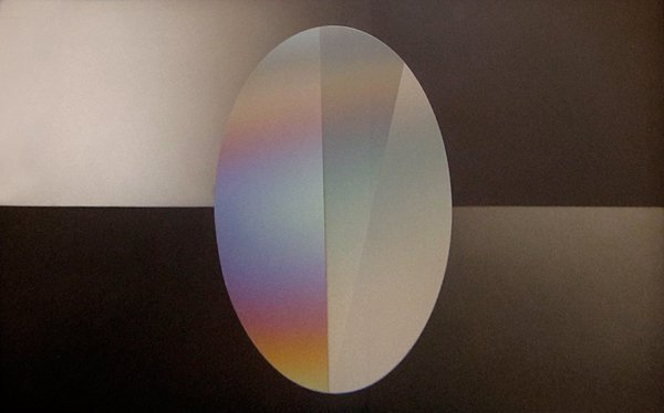 19: Larry Bell, Untitled, 1984