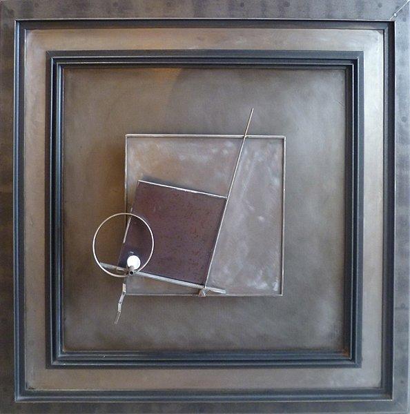 21A: Fletcher Benton, Untitled. c. 1994