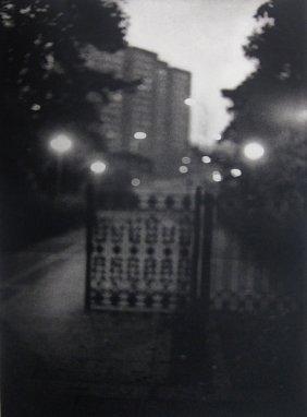 180: David Armstrong Gate, Volkspark Friedrichshain, Be