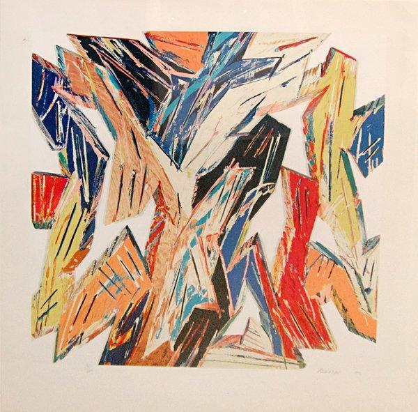 182: Charles Arnoldi, Untitled, 1990