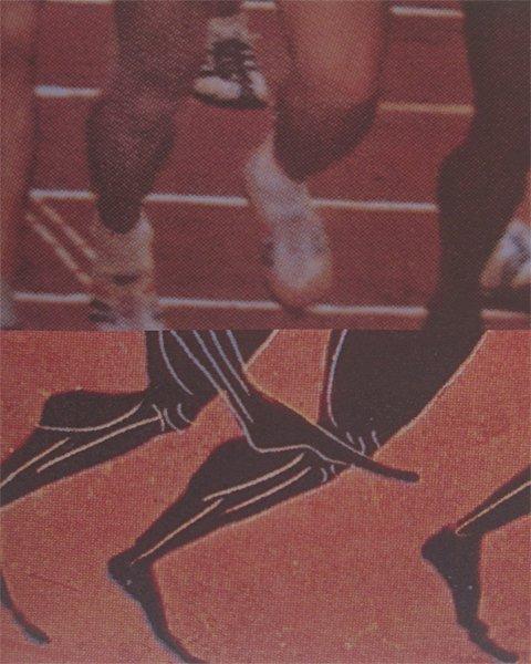 183: John Baldessari, Los Angeles 1984 Olympic Games