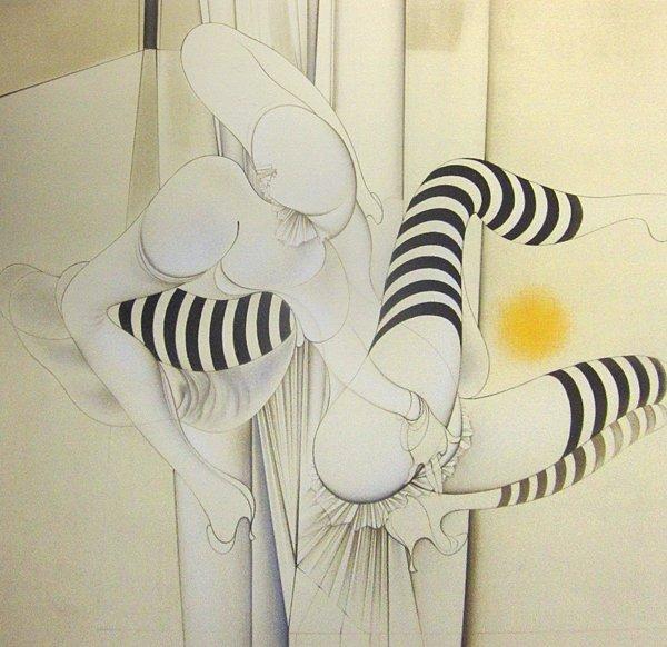 188: Hans Bellmer, Les Bas Reyes, 1974