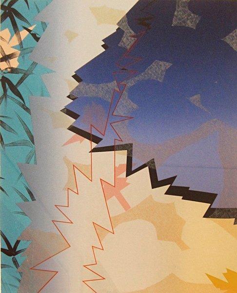 189: Billy Al Bengston, Untitled, 1982