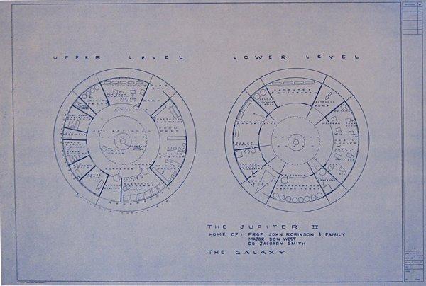 191: Mark Bennett, Spaceship of Professor John Robinson