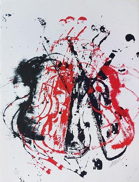 010: Arman Violents Violin I, 1998