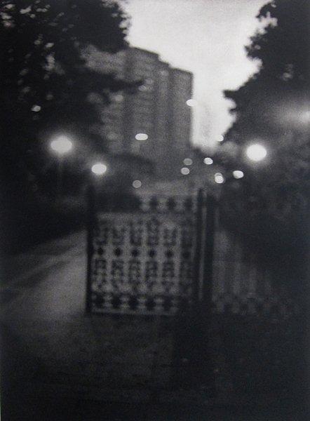011: David Armstrong, Gate, Volkspark Friedrichshain,