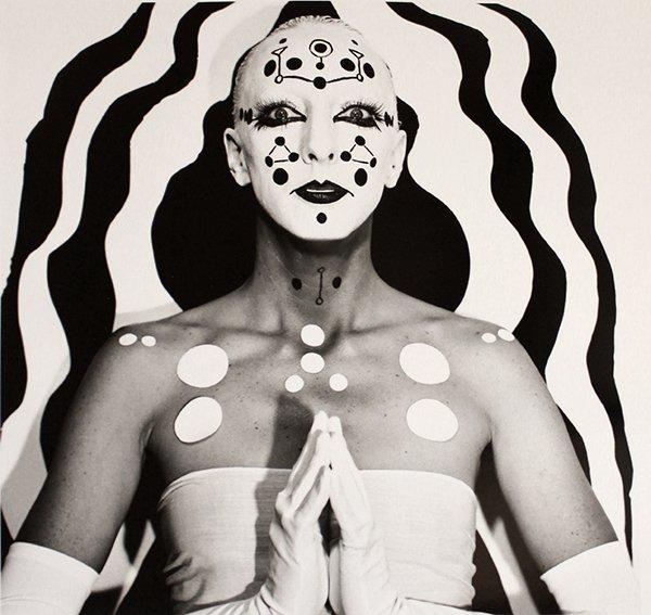012: Steven Arnold, Pandora in a Trance, 1993