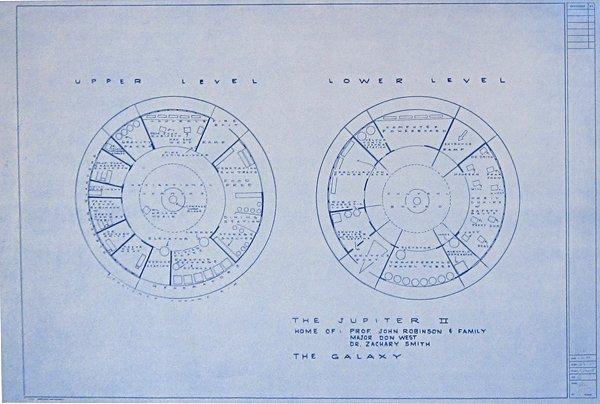019A: Mark Bennett Spaceship of Professor John Robinson