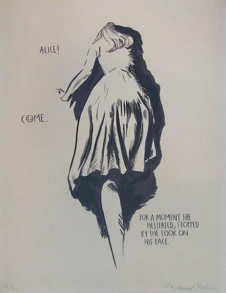 Raymond Pettibon, No Title (Alice!), 1991