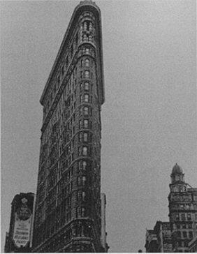 2: Berenice Abbott: Flatiron Building