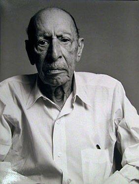 3: Richard Avedon: Igor Stravinsky