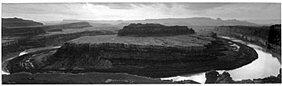 4: Avison: River/Canyon; McGreggor: Railings