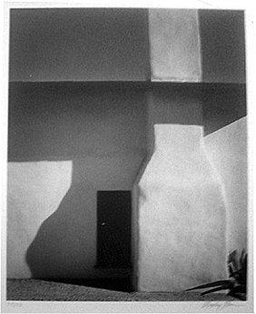6: Morley Baer: Adobe House, Monterey