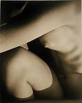 20: Ruth Bernhard: Triangles