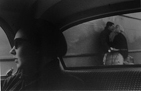 154: Louis Stettner: On a Dutch Ferry