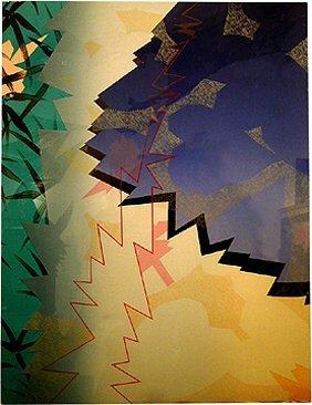 217: Billy Al Bengston: Untitled