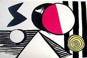 224: Alexander Calder: Untitled