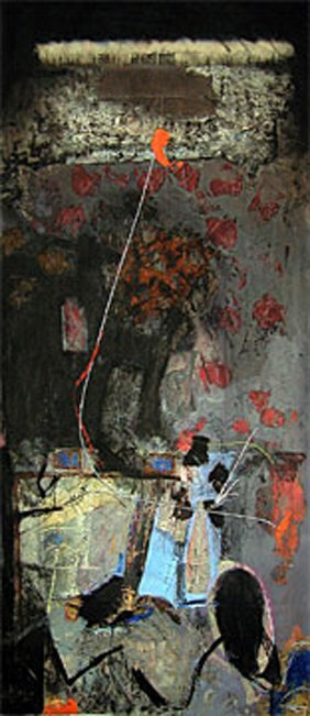 229: Philip Carpentier: Untitled
