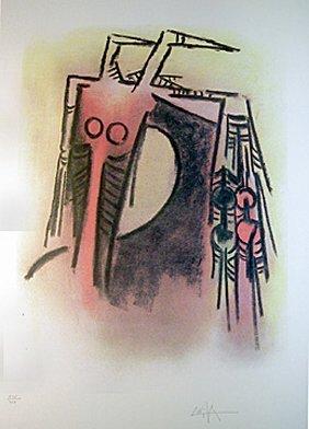 290: Wilfredo Lam: Untitled
