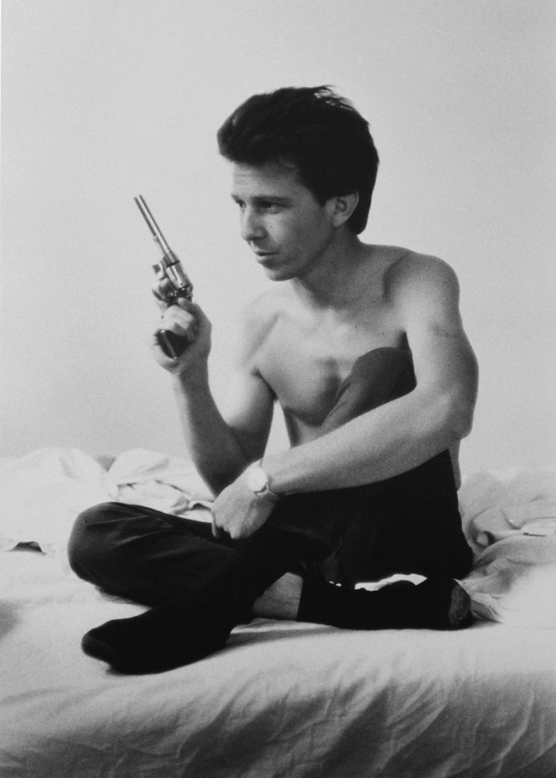 Larry Clark Dead (Billy Mann, Tulsa), 1968