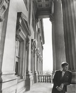 Arnold Newman, Senator John F. Kennedy, The Capitol