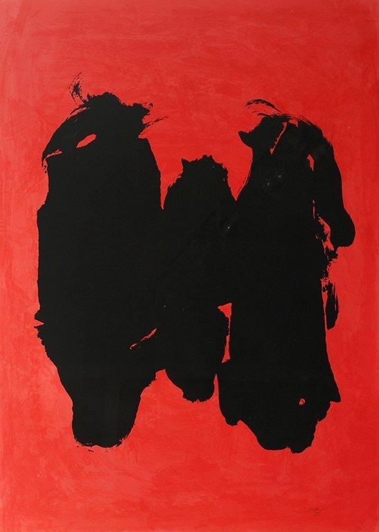Robert Motherwell Three Figures, 1989