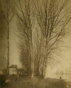 Constant Alexandre Famin (Attrib.) Untitled (River L