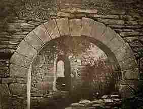 Unknown Photographer Stone Walls (Pl. LVIII Cill Sl