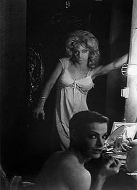 Diane Arbus Two Female Impersonators in Doorway, N.