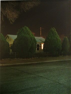 94: Todd Hido (Lot of 2) Untitled; Untitled (House with