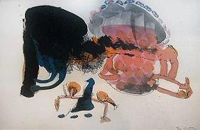 213: John Altoon Untitled