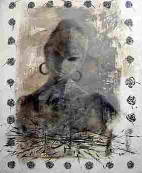 Paul Benney Mask