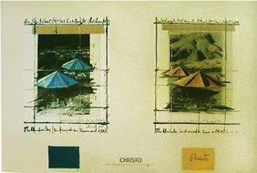 246: Christo Untitled (Umbrella Project Japan/USA)