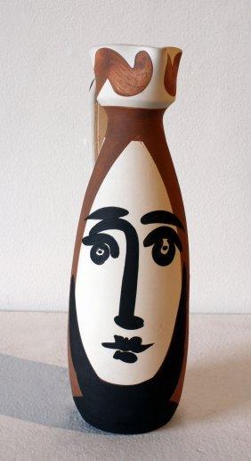 Pablo Picasso Face