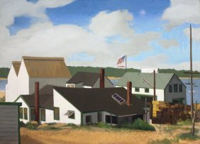 Charles Griffin Farr Houses At Montauk