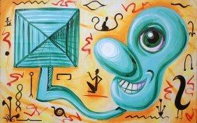 Kenny Scharf (Born 1958)