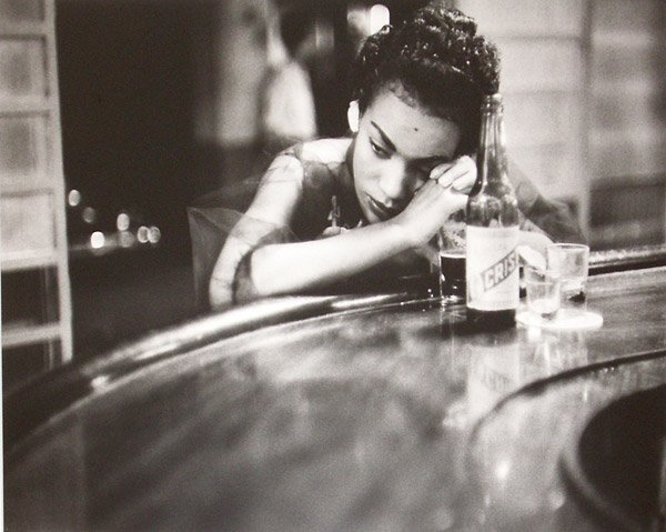 13: Eve Arnold Cuban Bar Girl