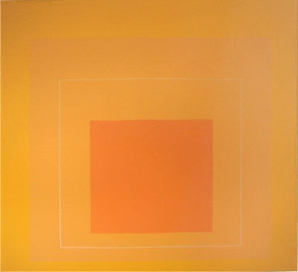 1A: Josef Albers White Line Square VI