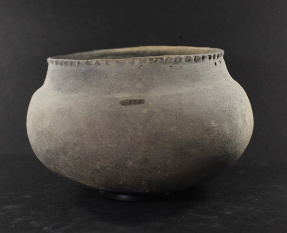 Mississippian Pottery Bowl