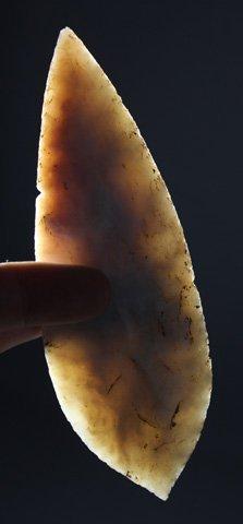 Pre-Columbian Flint Blade