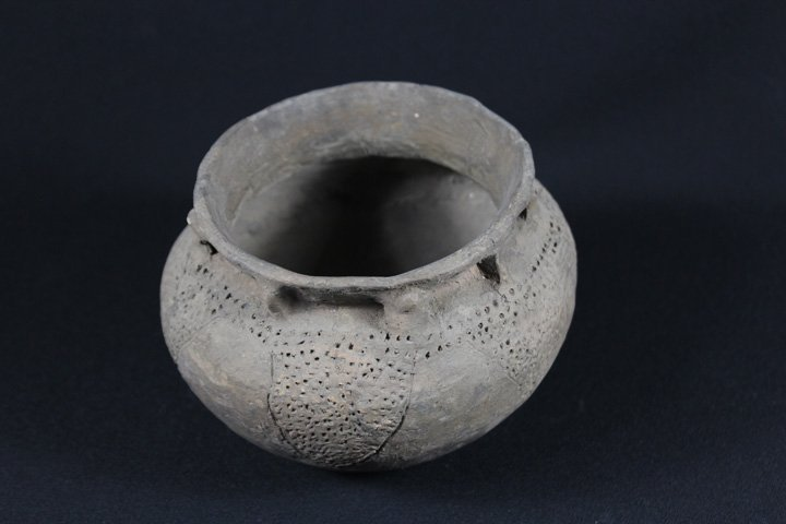 Mississippian Pottery Bowl - 4