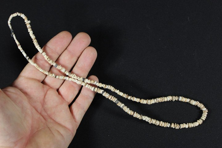Stone and Shell Necklace - Southwest