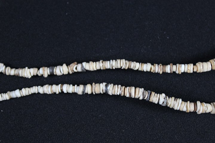 Stone and Shell Necklace - Southwest - 4