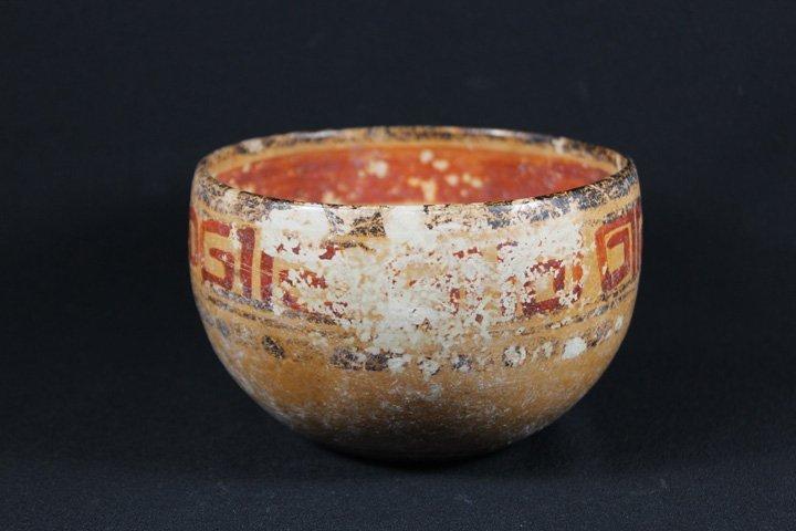 Pre-Columbian pottery vessel - 3