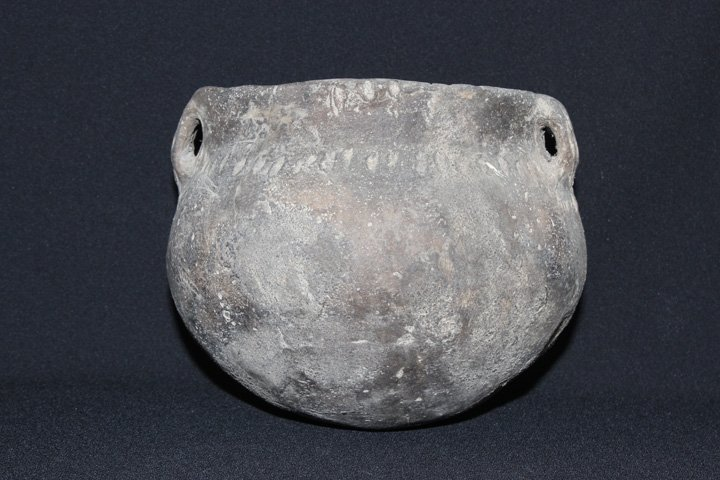 Mississippian Pottery Bowl - 3