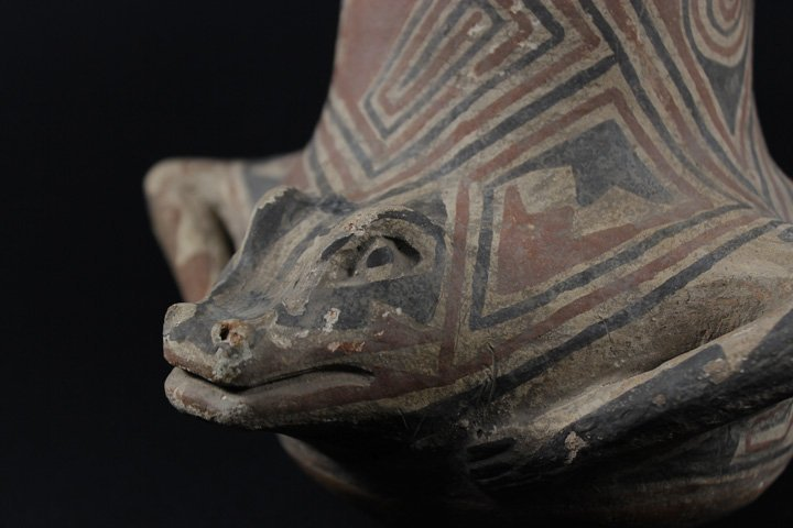 Early Casa Grande Pottery Vessel - 5