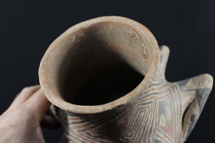 Early Casa Grande Pottery Vessel - 9
