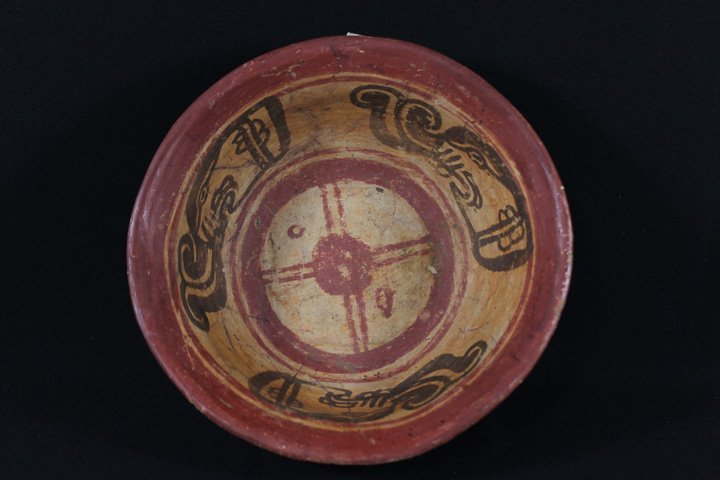 Beautiful Pre-Columbian Painted Bowl