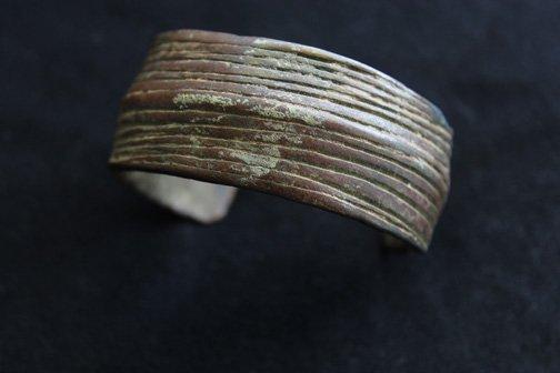 15: Copper Bracelet